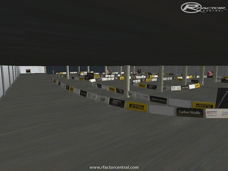 Parking Garage Drifting 1 by Pirx | rFactor Tracks | rFactor Central