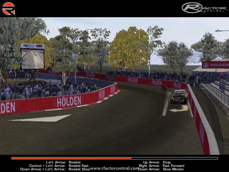 Canberra 400 1 40 by Radar | rFactor Tracks | rFactor Central
