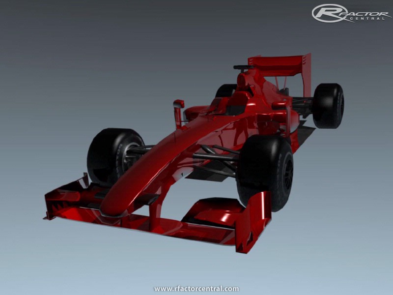 F1 2009 RPMT 1 by Red Passion Modding Team | rFactor Cars | rFactor