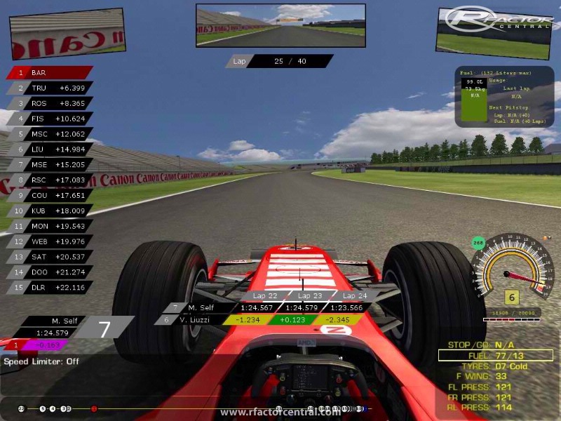 rfDynHUD 1 01 by CTDP | rFactor Addons | rFactor Central
