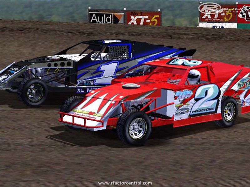 DirtWorks Designs Open Wheel Modified 2 by DirtWorks Designs
