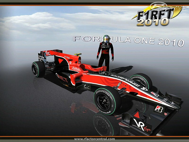 F1 2010 WCP 1 10 by WCP series | rFactor Cars | rFactor Central