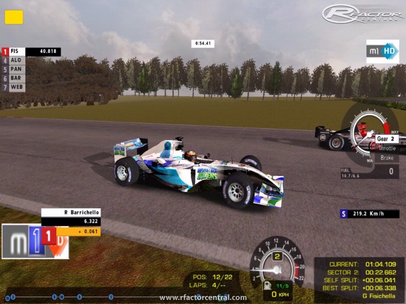 rFactor Mod Launcher 2 by Roger D Lee | rFactor Addons | rFactor Central