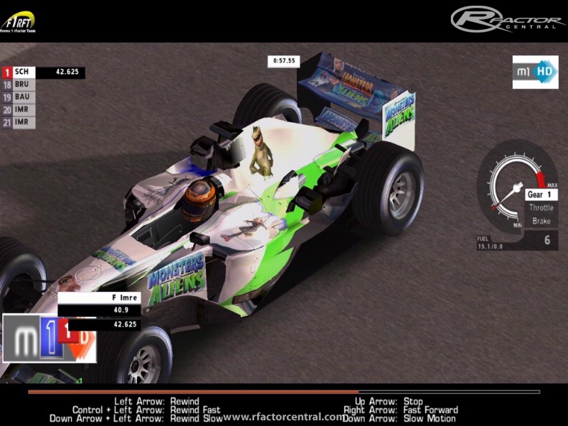 rFactor Mod Launcher 2 by Roger D Lee   rFactor Addons   rFactor Central