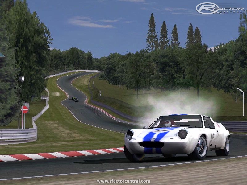 Spirit of 76 1 10 by Core@Team | rFactor Cars | rFactor Central
