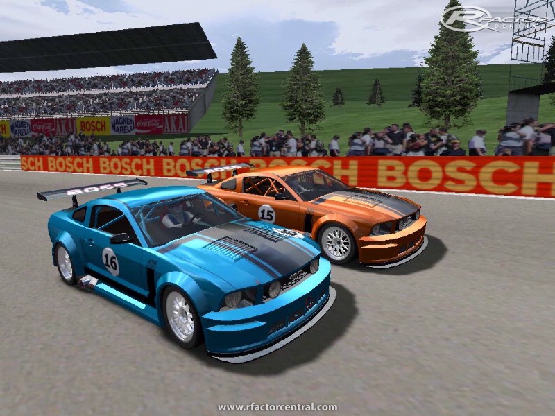 RMi Mustang GT 1 by RMi | rFactor Cars | rFactor Central