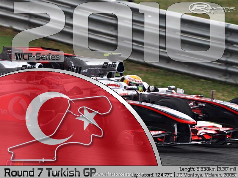 Istanbul WCP 2010 1 by F1WCP | rFactor Tracks | rFactor Central