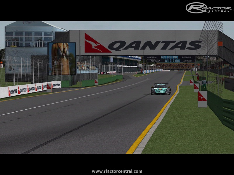 Melbourne 2010 1 by F1WCP | rFactor Tracks | rFactor Central