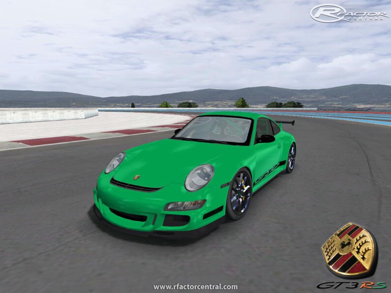 Porsche 911 GT3 RS 0 70 by The VCR-Team | rFactor WIPs | rFactor Central