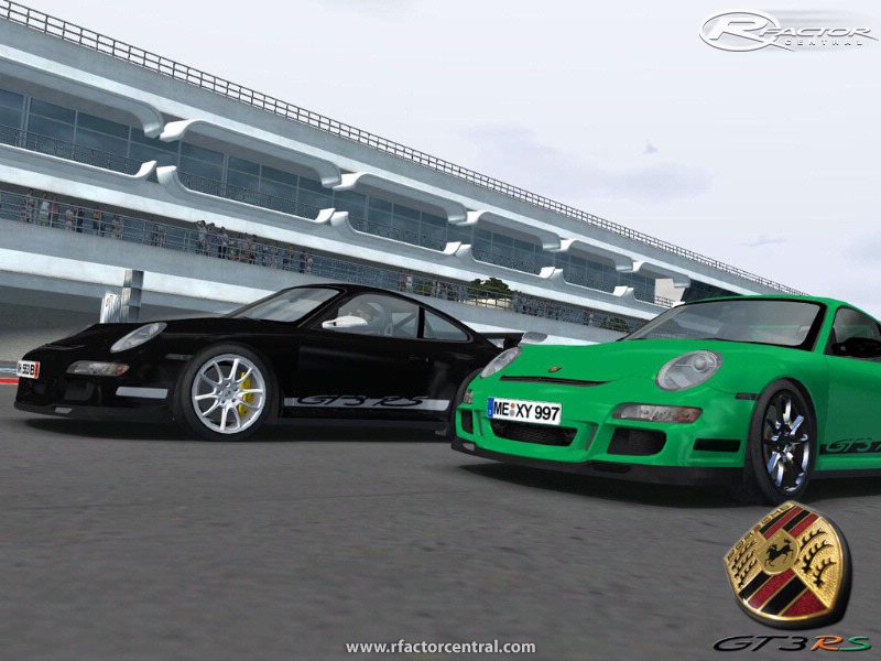 Porsche 911 GT3 RS 0 70 by The VCR-Team | rFactor WIPs