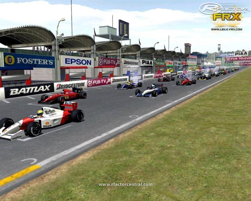 F1-S-R F1-1992 1 01 by F1-S-R Modding | rFactor Cars | rFactor Central
