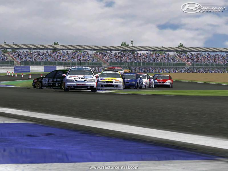 British Super Touring Cars 1998 1 60 by Evo monkey | rFactor Cars