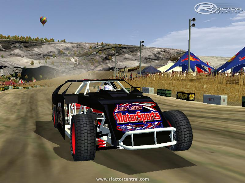 Dirt Modifieds Z 1 by Z~Head~ | rFactor Cars | rFactor Central