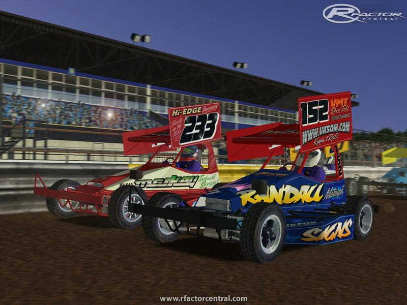 F2 Stockcars 4 10 by UKSOM | rFactor Cars | rFactor Central