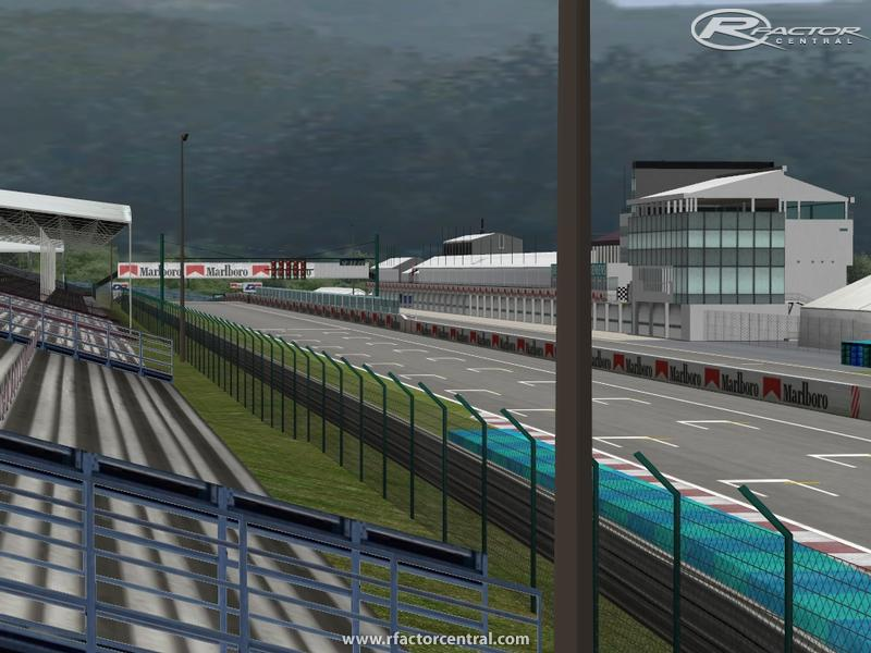Hungaroring 1999 1 by macci dESIGN | rFactor Tracks | rFactor Central