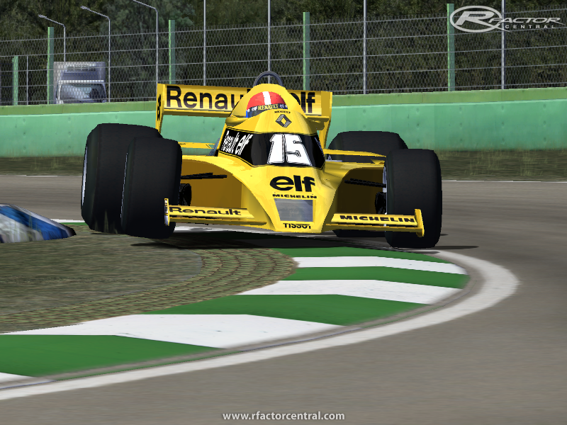F1 1978 Mod 1 50 by Dave Sabre | rFactor Cars | rFactor Central