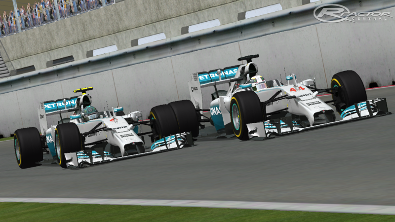 F1 2014 0 92 by Patrick34 | rFactor Cars | rFactor Central