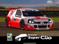 Renault Super Clio Brasil screenshot by LuisFelipeBRA