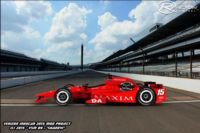 2015 Verizon IndyCar Series screenshot by Vitor Souza Motorsports and Modding